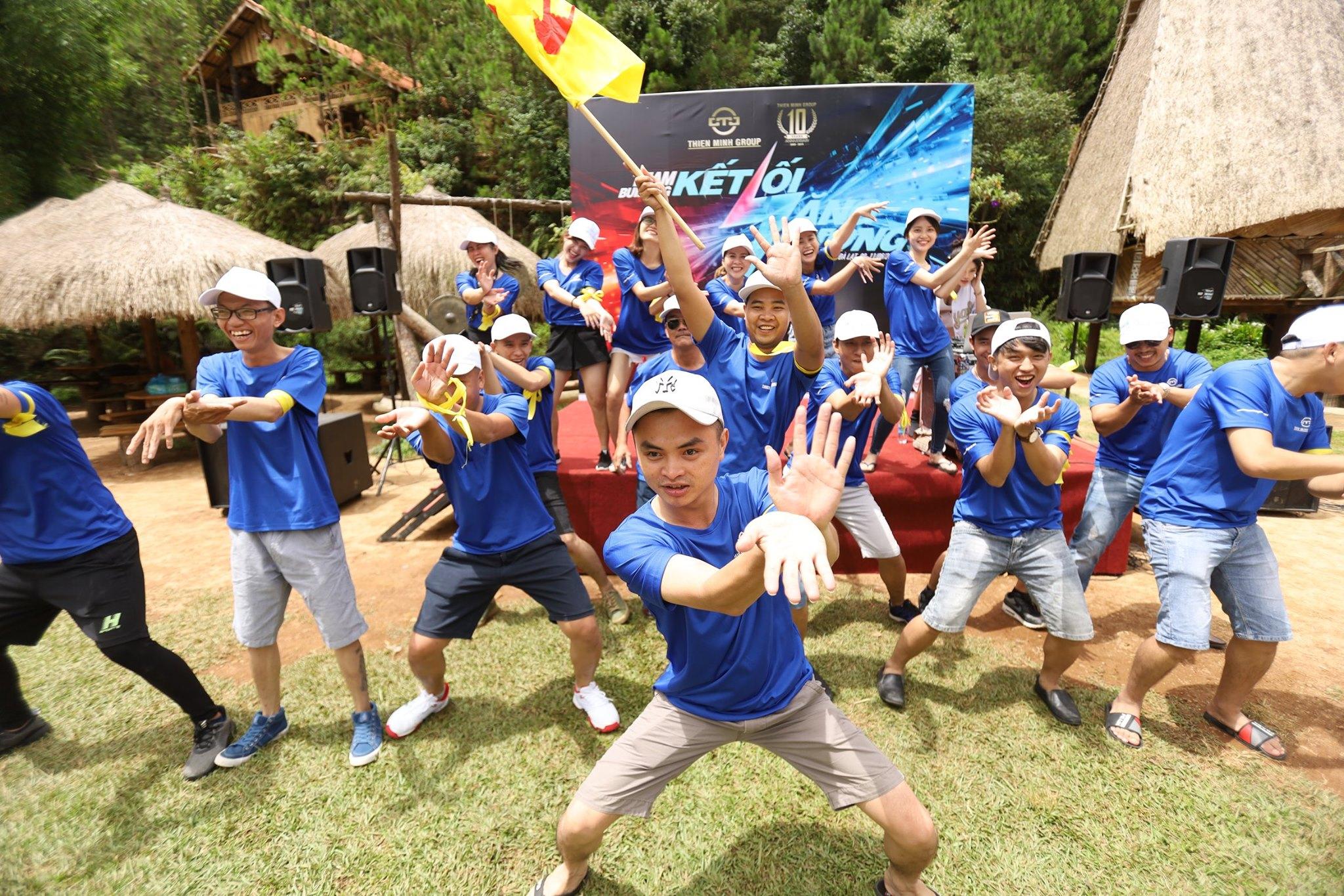 Thiên Minh Group & Team Building