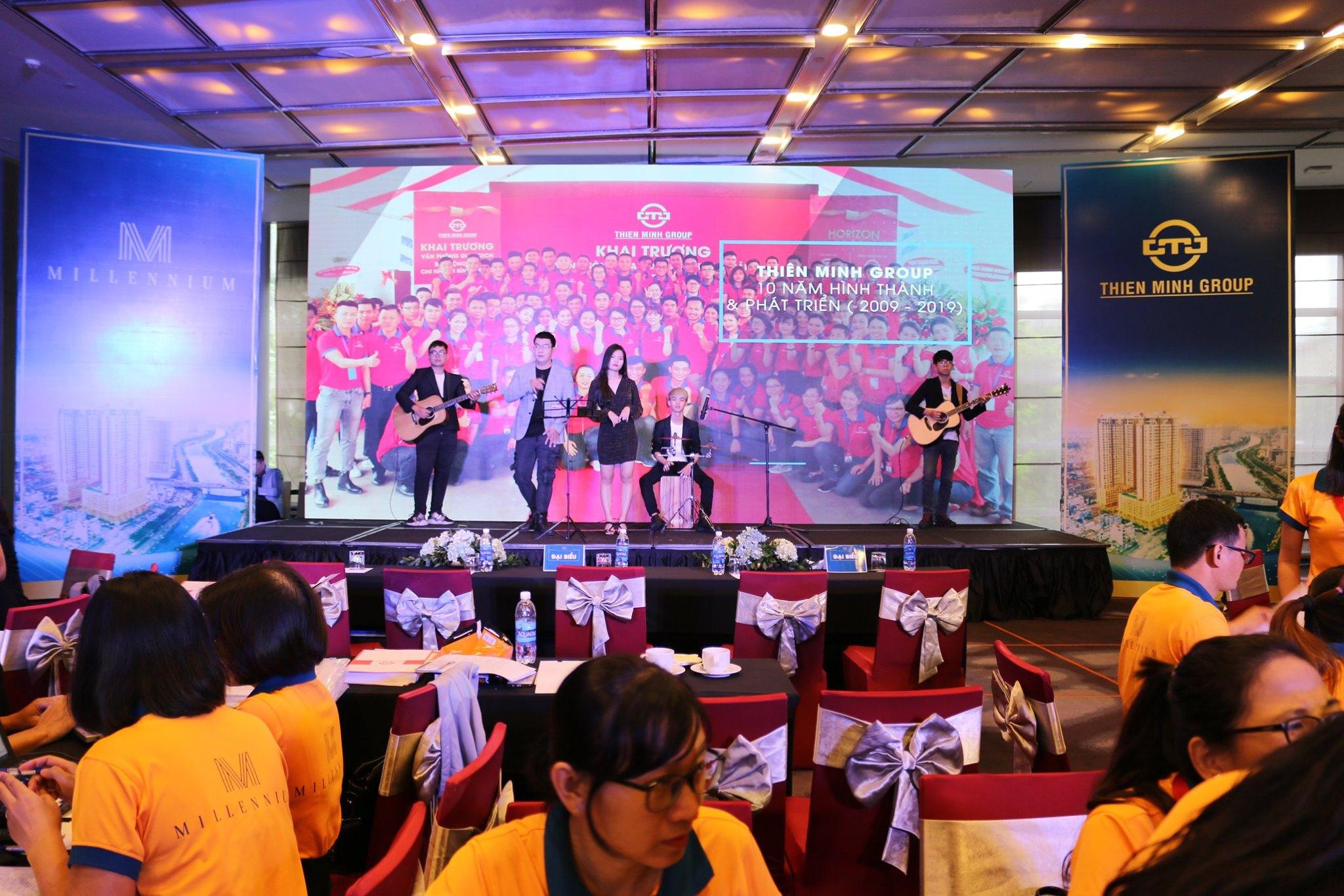 """Sự kiện """" Cơ hội sở hữu văn phòng hạng sang Millennium """" 30.6.2019 tại Pullman Saigon Center"""