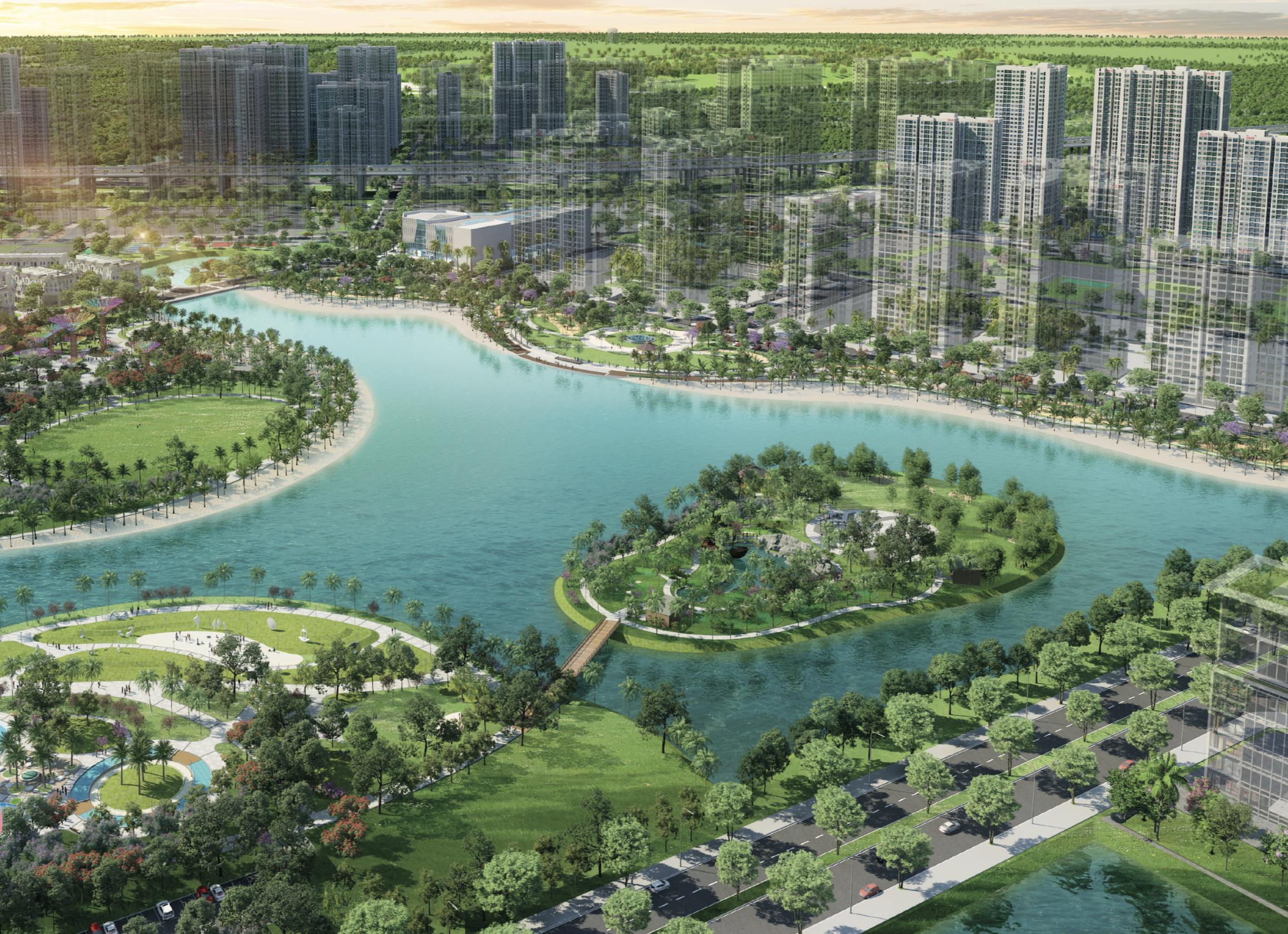 Chính thức ra mắt dự án Vinhomes Grand Park